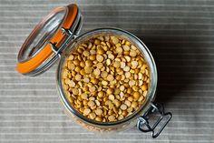 Sweet Hot Chana Dal with Golden Raisins