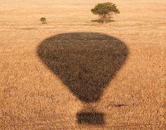 Punto esclamativo sul Serengeti by marco parenti @ http://adoroletuefoto.it