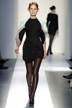 Balenciaga Fall 2003 Ready-to-Wear Fashion Show - Nicolas Ghesquière, Marcelle Bittar