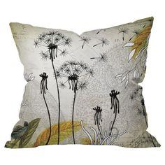 Little Dandelion Pillow