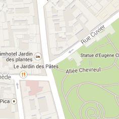 Rue Linné - Google Maps