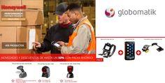 Novedades y descuentos con Honeywell en globomatik
