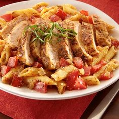 Chicken Italiano. Only six ingredients, including new Sauté Express Sauté Starter.