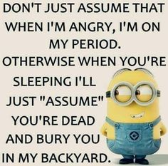 "These ""Top Minion Jokes Police"" are so funny and hilarious.It will make you laugh so hard.So scroll down and keep reading these ""Top Minion Jokes Police"". Funny Minion Pictures, Funny Minion Memes, Minions Quotes, Funny Relatable Memes, Funny Texts, Funny Jokes, Funny Shirts, Funny Quotes With Pictures, Hilarious Sayings"