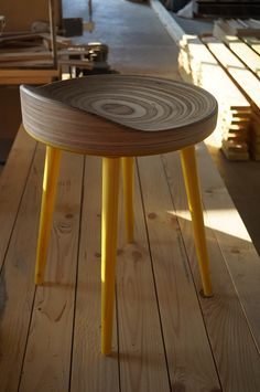 With Ovini Balance Stool, you will have a fun seating device. This cool stool is not only fun but also will give you a healthy sitting. Ovini Balance Stool is Unique Furniture, Wooden Furniture, Luxury Furniture, Furniture Design, Bathroom Furniture, Bathroom Interior, Office Furniture, Wood Stool, Stool Chair