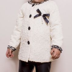 Keeping  on style with our sweet bow cardigan for only 10.00 limited stock available on all sale items. Visit www.halotots.com to check out other products. #halotots #fashionkids #mummysboy #trendykids #kidstrends #mummysgirl #kidsfashion #kids #toddlerlife #babygirl #babyboy #babylife #ukbaby #cutekidsclub #family #precious #myboy #daughter #kids #sale #fashion #baby #cute #london #instababies #igbabies #chic