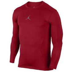 Jordan AJ All Season Compression Long Sleeve Top - Men's