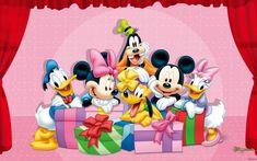 Tarjetas De Cumpleaños Walt Disney Para Regalar 9  en HD Gratis