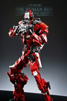 """Custom Build: 1/6 MSH 06 """"The Humansize"""" - Gundam Kits Collection News and Reviews"""