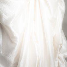 Gorgeous silk from a Celia Grace fair trade wedding dress. Photo by Chattman Photography. #fairtrade #wedding #silk #dress