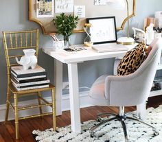 How to Style a Desk 3 Ways: for the Student, the Post-grad & the Career Woman #theeverygirl