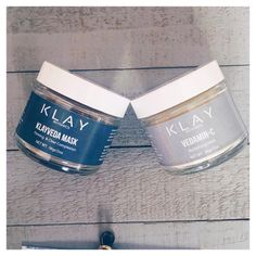 Detox your skin the KLAY way. Clay Masks, Cleansers, Your Skin, Detox, Organic, Skin Care, Pure Products, Beauty, Beleza