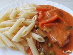 No Cook Meals, Spaghetti, Food And Drink, Cooking, Ethnic Recipes, Martha Stewart, Nova, Lasagna, Kitchen
