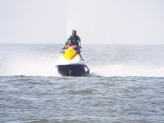 Anjarle Beach Water Sports
