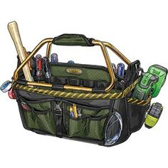 Picture of The Arsenal Open Top Tool Bag