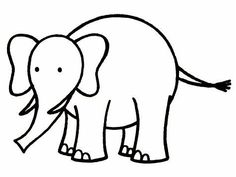 Tag for elephant easy drawing : how to draw elephant easy step by Elephant Images, Elephant Face, Elephant Pictures, Cartoon Elephant, Indian Elephant, Baby Elephant, Elephant Drawing For Kids, Elephant Sketch, Elephant Drawings
