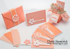 Card in a Box and Set of Cards by Chiaki Haverstick