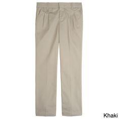 French Toast Boys Adjustable Waist Pleated Pants ( - Size ), Girl's