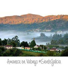 Estos son los amaneceres que nos gustan en #Galicia Fotografía  en Valongo #Pontevedra de Gabriel González (flickr.com)