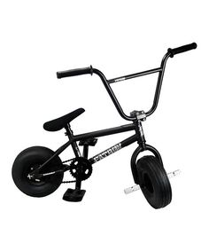 Take a look at the Black Fatboy Mini BMX Bike on #zulily today!