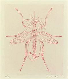 Louise Bourgeois, Mosquito.