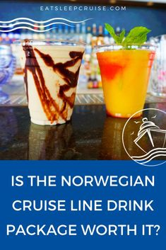 Wine Station, Non Alcoholic Beer, Cruise Planners, Cruise Pictures, Ice Bars, Bahamas Cruise, Norwegian Cruise Line, Beverage Packaging, Fun Cocktails