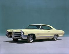 2. 1965 Pontiac 2+2 -  10 Forgotten Muscle Cars That Deserve to Be Restored