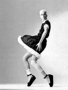 Vivienne Westwood 'Mini Crini' collection c1985  #vivienne #westwood