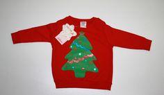 Nowa świąteczna bluza bawełniana Babytown 74cm http://dzieciociuszek.pl/products/28324