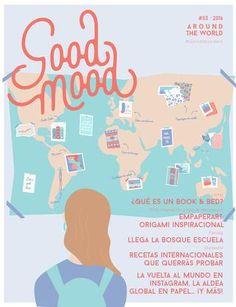 Portada Good Mood · 03 · Around the world
