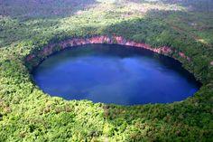 Lalolalo Lake, Wallis et Futuna