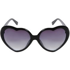 cab808e08c My daughter has heart sun glasses! Tula Heart Sunglasses ( 16) ❤ liked on