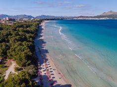 #Playadealcudia #Mallorca  https://www.fewollorca.de/playa-de-alcudia.html