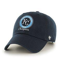 Kansas City Royals 47 Brand 2015 World Series Champions Navy Baseball Hat Cap '47 http://www.amazon.com/dp/B017GUYYI0/ref=cm_sw_r_pi_dp_WUaDwb1B2E8HQ