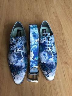 Blue Dress Shoes, Men's Shoes, Shoe Boots, Christian Louboutin Shoes Mens, Gentleman, Wingtip Shoes, Mens Fashion Wear, Formal Shoes For Men, Leather Hats