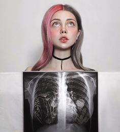 Meet Ellen Sheidlin, Trashy and Gothic Instagram Star With More Than 3.6 Million Followers #photography