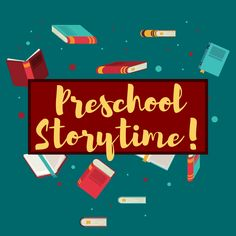 Join us for storytime, some songs, and a craft! We hope you enjoy our very first virtual preschool storytime! Story Time, Hope You, Tuesday, Preschool, Join, Songs, Movie Posters, Kids, Crafts