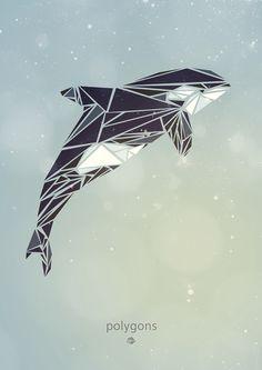 FREE! polygon animals on Behance