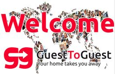 """GuestToGuest introduces the """"Welcome"""" project!"""