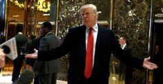 El gabinete de multimillonarios de Trump