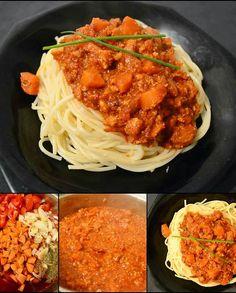 Spaghetti Bolognaise 2