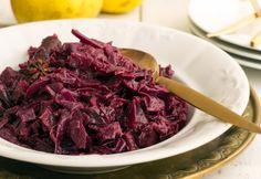 Párolt lilakáposzta almával Pt Cruiser, Hungarian Recipes, Hungarian Food, Food Inspiration, Cabbage, Food And Drink, Cooking Recipes, Vegetarian, Beef