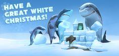 Wishing you all a Season's Eatings Animals Images, Cute Animals, Shark Games, Megalodon, Animal Games, Shark Week, Hack Online, Online Gratis, Evolution