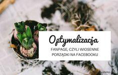 Optymalizacja fanpage, czyli wiosenne porządki na Facebooku