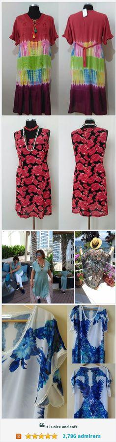 Summer Fashion! #etsyfashionhunter #boho #epiconetsy @Relay_RTs @FameRTs @PromoteMyShop https://www.etsy.com/shop/HandmadebyNadya?ref=teams_post&search_query=dresses