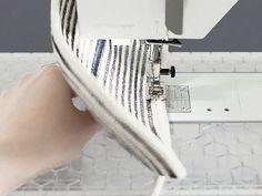 Tutoriale DIY: Cómo hacer un capazo de cuerda vía DaWanda.com