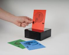 Create innovative interactive paper apps by mixing graphic design and printed electronics