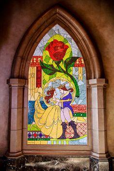 Walt Disney World - Magic Kingdom - Be Our Guest restaurant