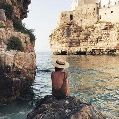 Polignano a Mare, South of Italy