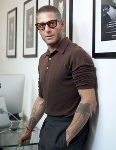 Lapo Elkann talks personal style: Part Two